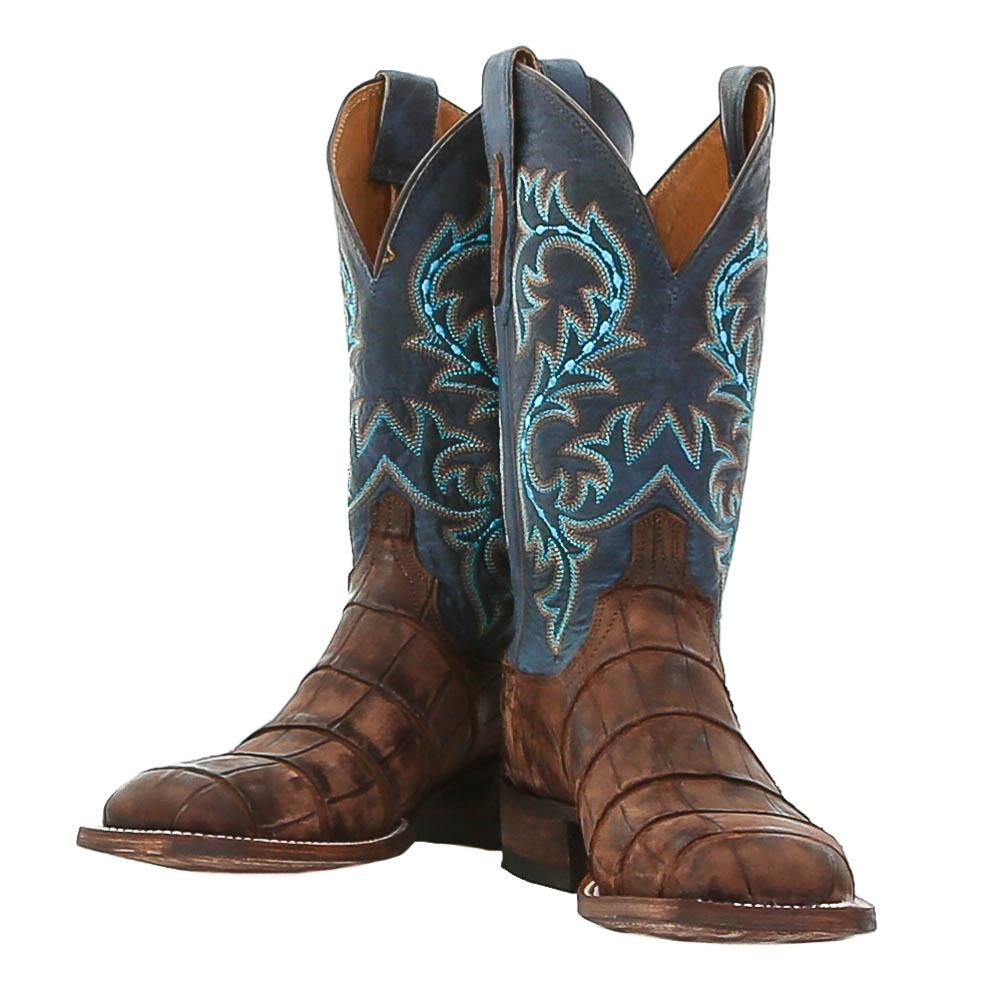 lucchese s malcolm cowboy boots in
