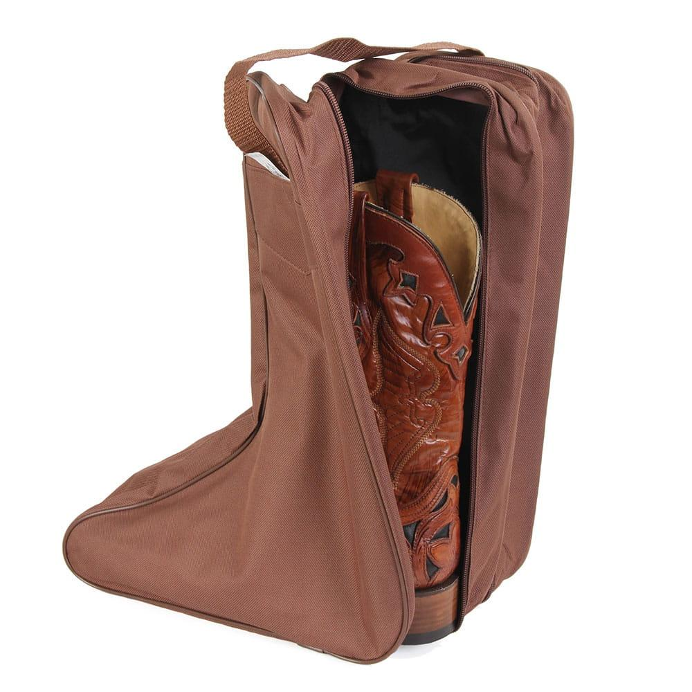 M F Western Boot Bag
