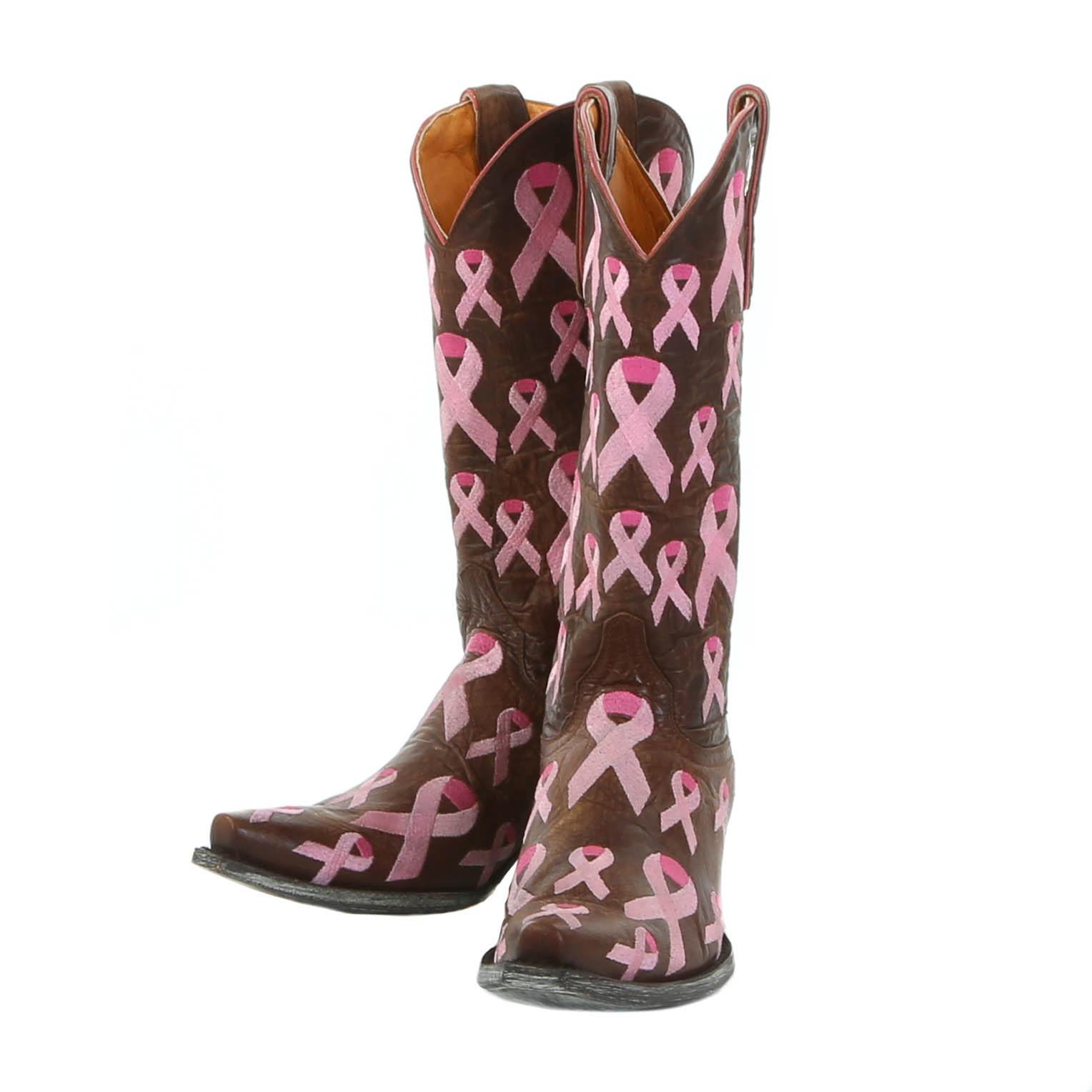 Old Gringo Women S Ribbon God Boots Brown