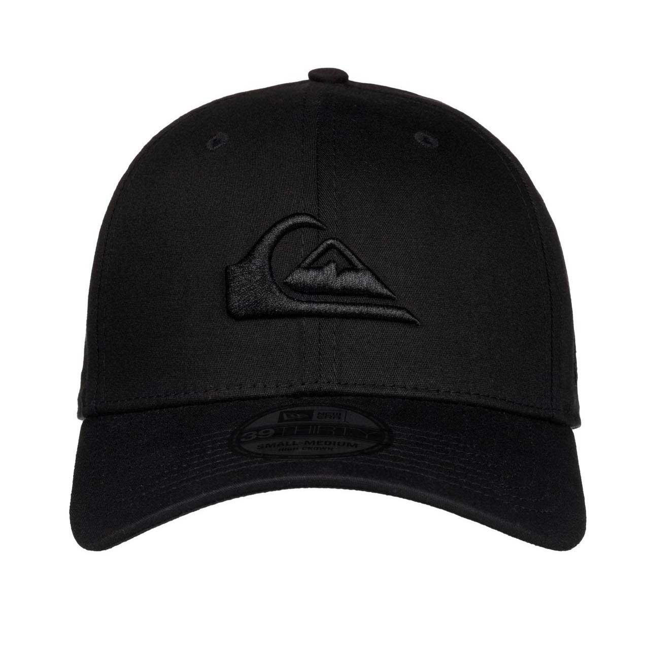 eb767545642 ... sweden quiksilver mens mountain and wave black hat a417b 5d2f5