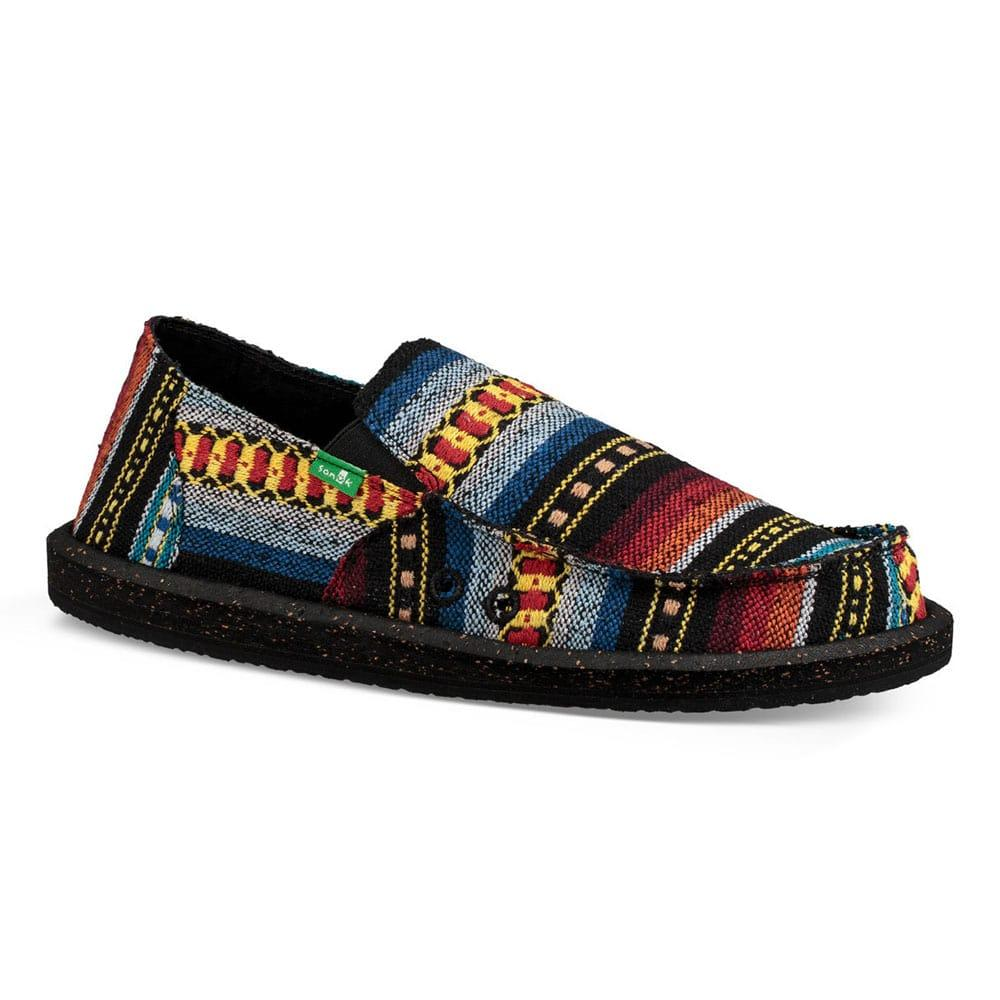 334c1eac7a Sanuk Men s Red Blanket Vagabond Funk Shoes. Tap to expand · Sanuk Men s  Shoe ...