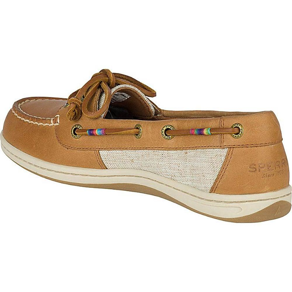 sperry s firefish rainbow boat shoe