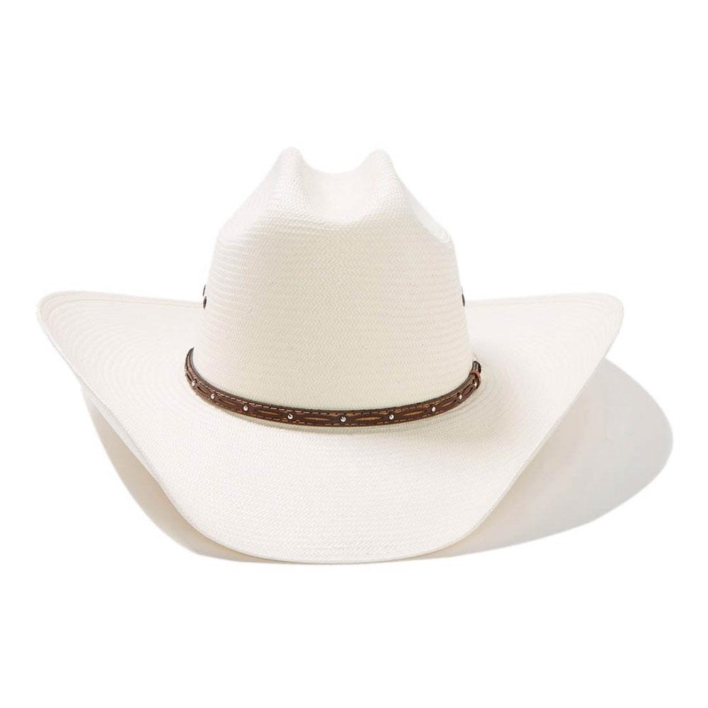 Stetson Men s Mitchell 8X Straw Hat 30d9bf7200d