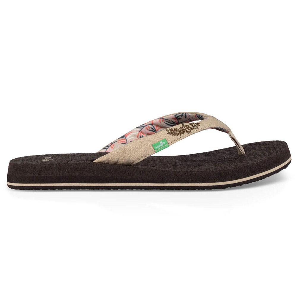 fdc817f7500f Sanuk Women's Paradise 2 Sandal NPPL Sanuk Women's Sandals ...