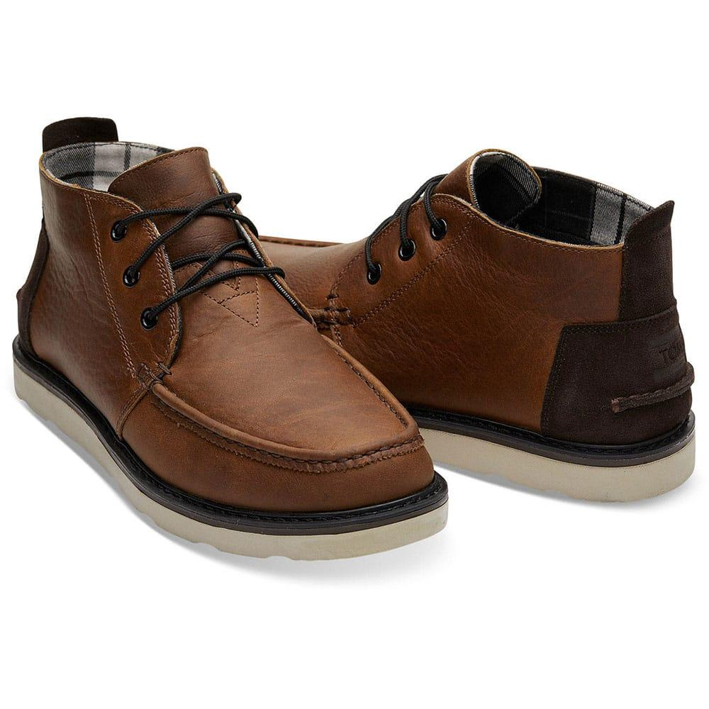 c4b815878f4 Toms Men s Waterproof Brown Leather Chukka Boots. Tap to expand · Toms Men s  Shoes ...