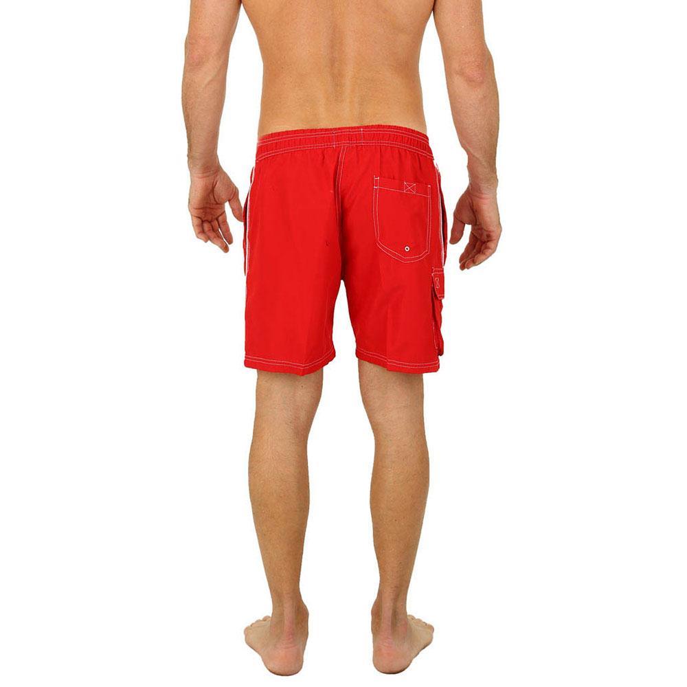 38fb936f810fc Uzzi Men's Micro Dry Fast Volley Shorts