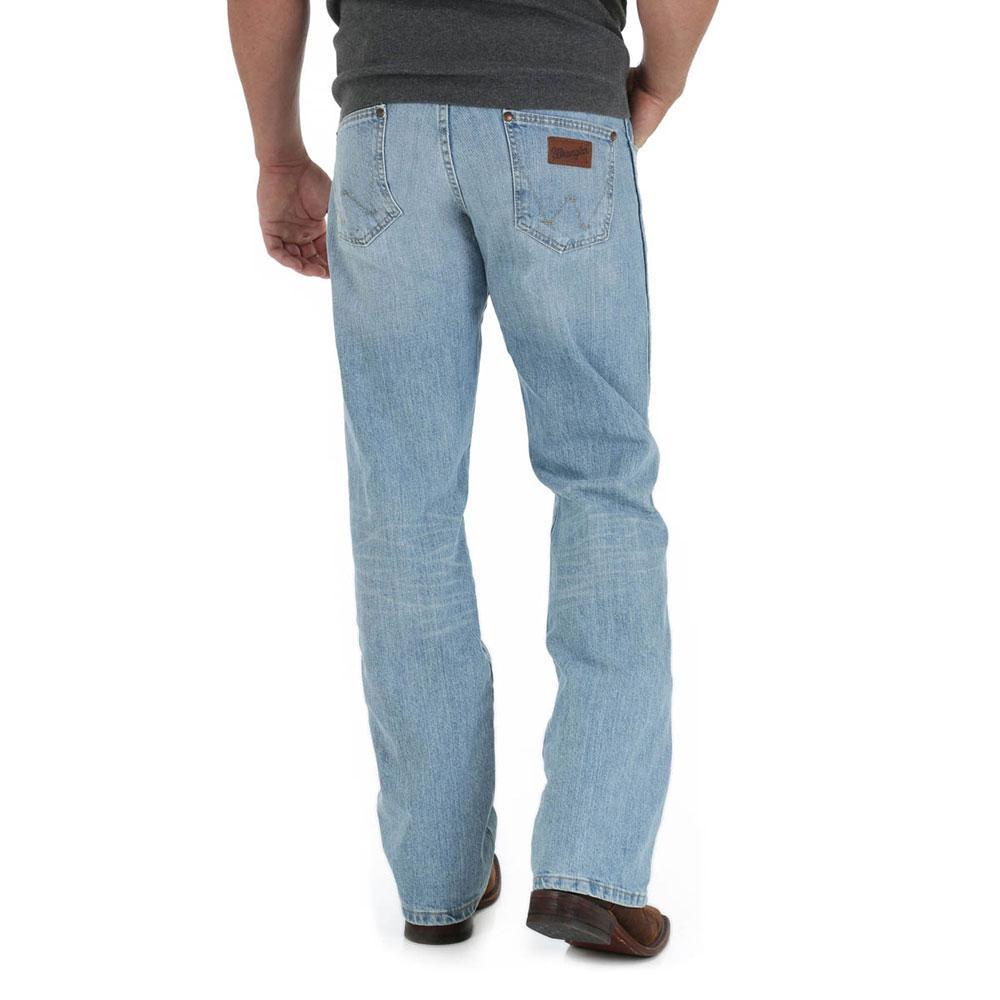 fa571eb9cc2 Wrangler Men's Jeans Wrangler Men's Jeans Wrangler Men's Retro Relaxed Fit  Bootcut Jeans. wrangler men's retro relaxed fit ...