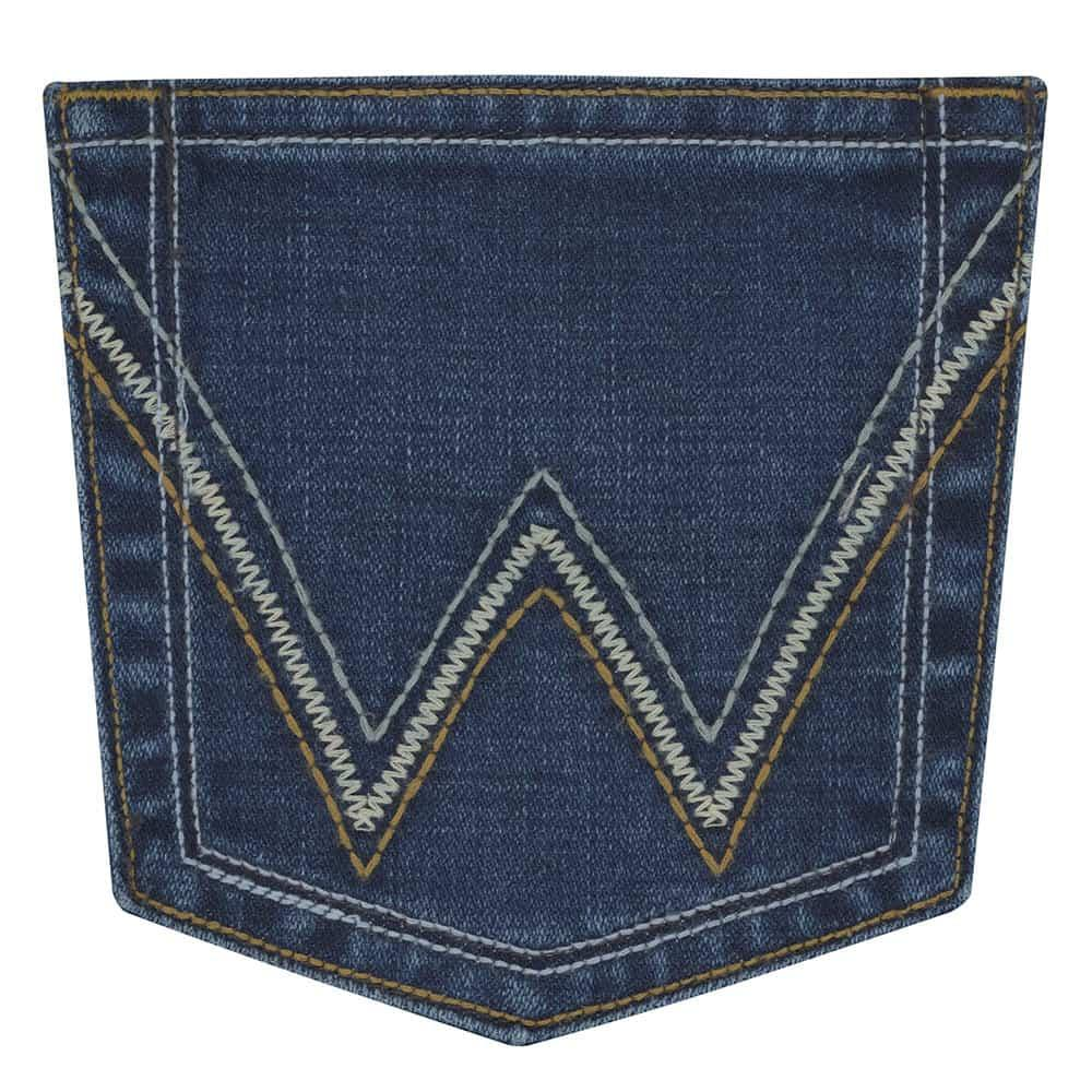 b379a670 Wrangler Women's Jean Wrangler Women's Jean Wrangler Women's Gold Hill Q-  Baby The Ultimate Riding Jean