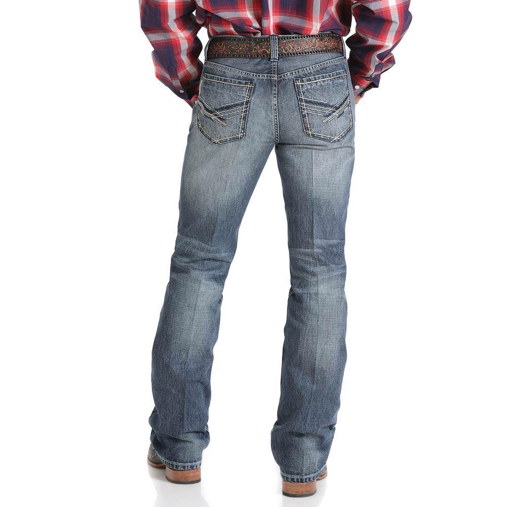 Cinch Men's Ian Slim Fit Bootcut Jeans | D&D