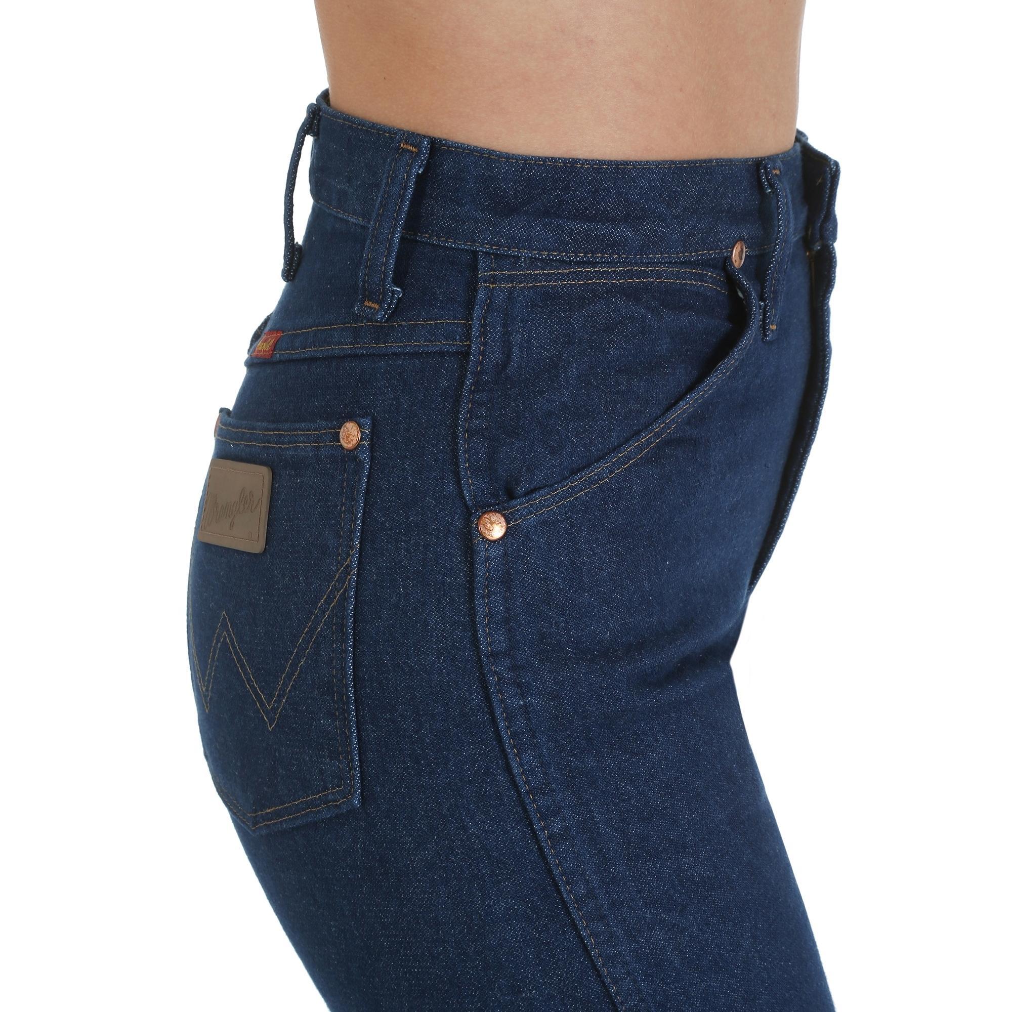 Womens Boot Leg Jeans