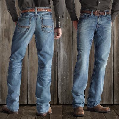 Ariat M4 Low Rise Scoundrel Mens Jeans
