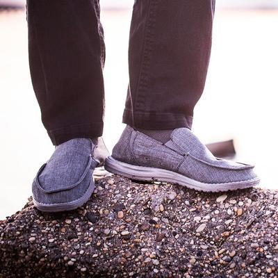 Hey Dude Chan Stretch Shoe