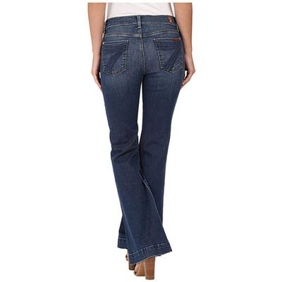 Seven Women's Tailor Less Dojo Jeans