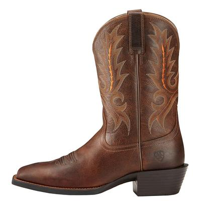 Ariat Men's Sport Outfitter Western Wicker Boots