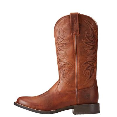 Ariat Men's Rafter Tan Sport Horseman Boots