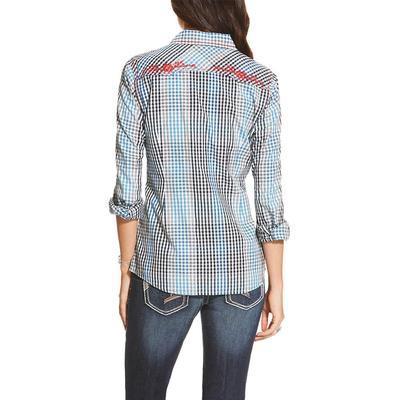 Ariat Women's American Rose Shirt