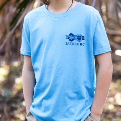 Burlebo Boy's Livin Life T-Shirt