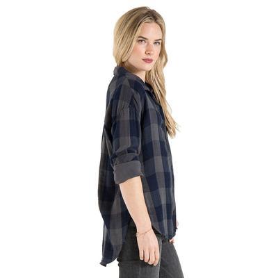 Bella Dahl Women's Drop Shoulder Shirt