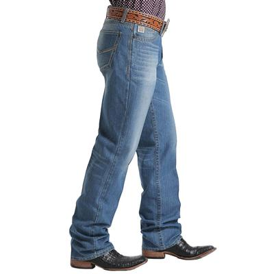 Cinch Men's Light Stone Relaxed Grant Jeans