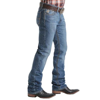 Cinch Men's Ian Slim Boot Medium Wash Jeans
