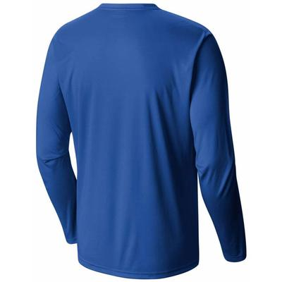 Columbia Men's Long Sleeve Terminal Tackle PFG Hooks Shirt