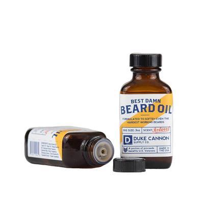 Duke Cannon's Beard Oil