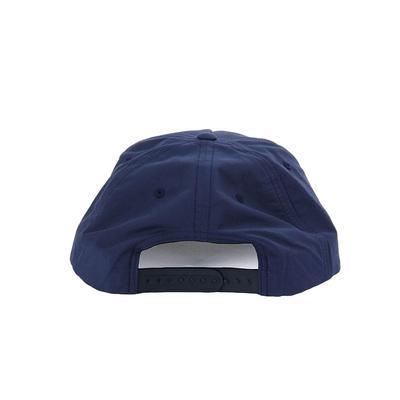 D&D Texas Outfitters Navy Grandpa Pinch Cap