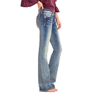Miss Me Botanical Jean