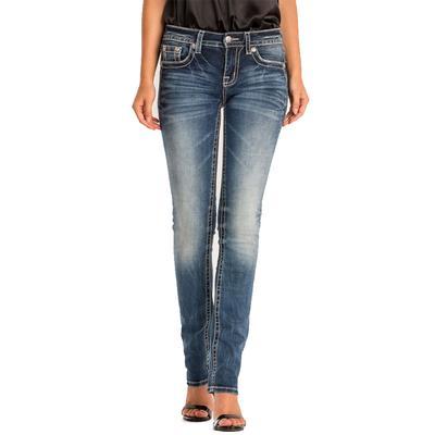 Miss Me Straight Leg Jean