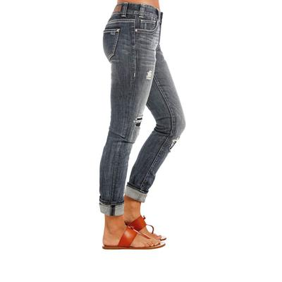 Panhandle Slim Women's Boyfriend Skinny Jean
