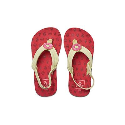 Reef Girls Little Ahi Scents Sandal