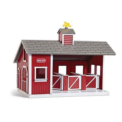 Breyer Kid's Red Stable Set