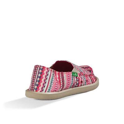 Sanuk Girl's lil Donna Blanket Shoes