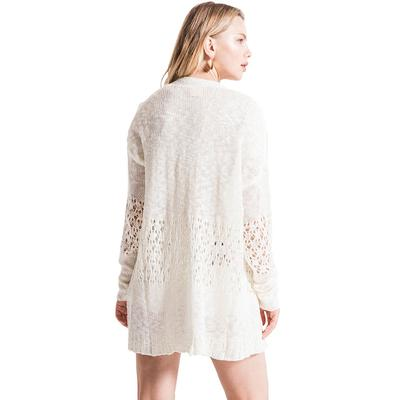 White Crow Women's Cardigan