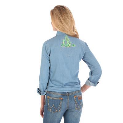 Wrangler Women's Denim Shirt