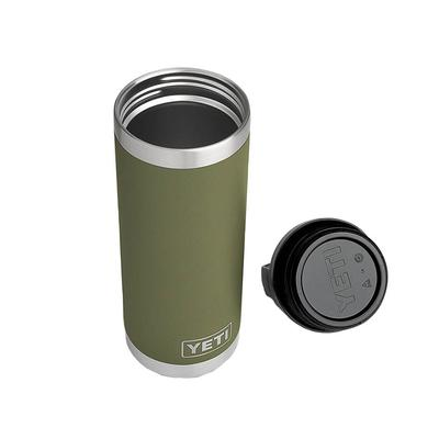 YETI Olive Green Rambler 18 oz Bottle