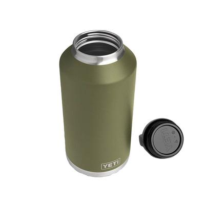 YETI Olive Green Rambler 64 oz Bottle