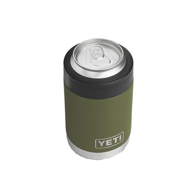 YETI Olive Green Rambler Colster
