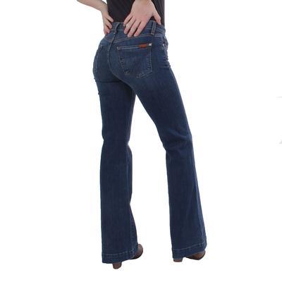 Simplified back pocket